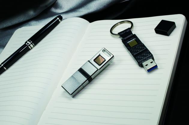 Phecda II 指紋辨識碟 USB3.0 4