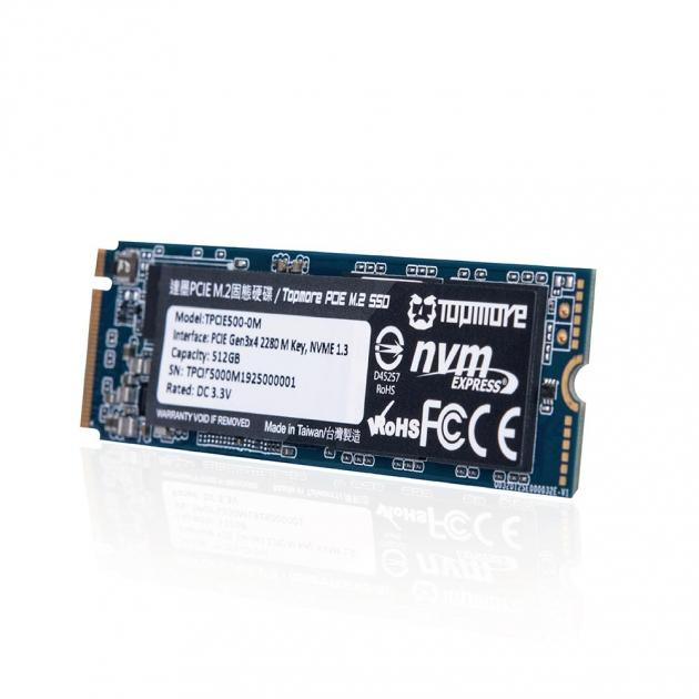 PCIE M.2 SSD (TPCIE500) 3