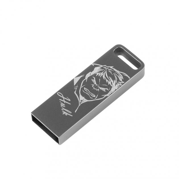 ZXM Marvel Edition Flash Drive- Laser marking 2