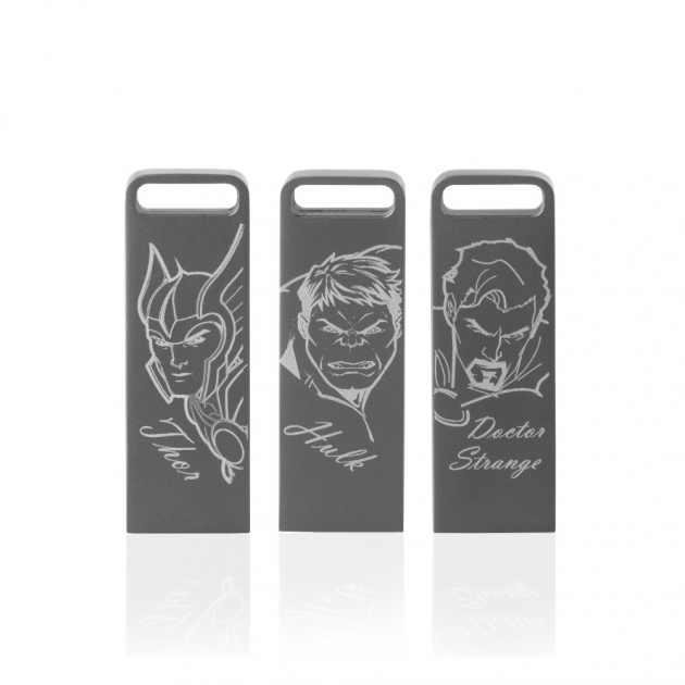 ZXM Marvel Edition Flash Drive- Laser marking 1