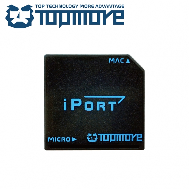 iport Mac microSD Memory Card Adapter Converter for Mac 1