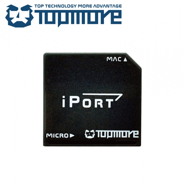 iport Mac microSD Memory Card Adapter Converter for Mac 2