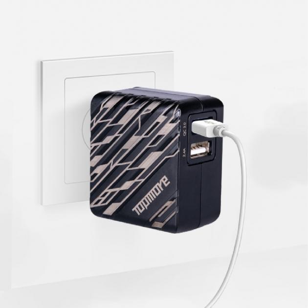Quick Charge 3.0 雙USB充電器 6