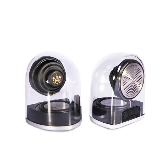 Crystal Cube Bluetooth Speaker 2