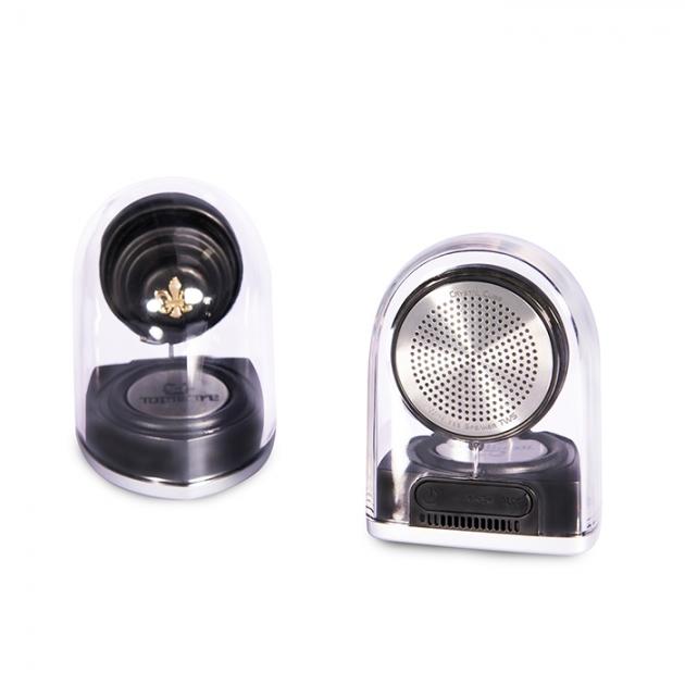 Crystal Cube Bluetooth Speaker 3