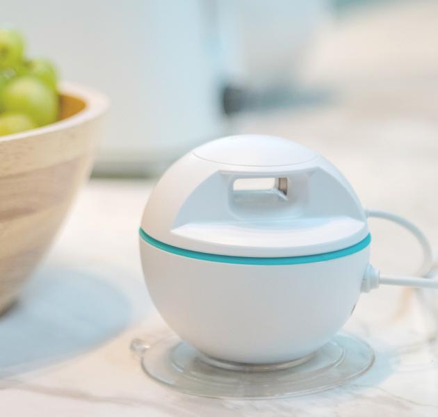 蔬活球Fluid Scanner水質檢測器-蔬果農藥殘留檢測 1