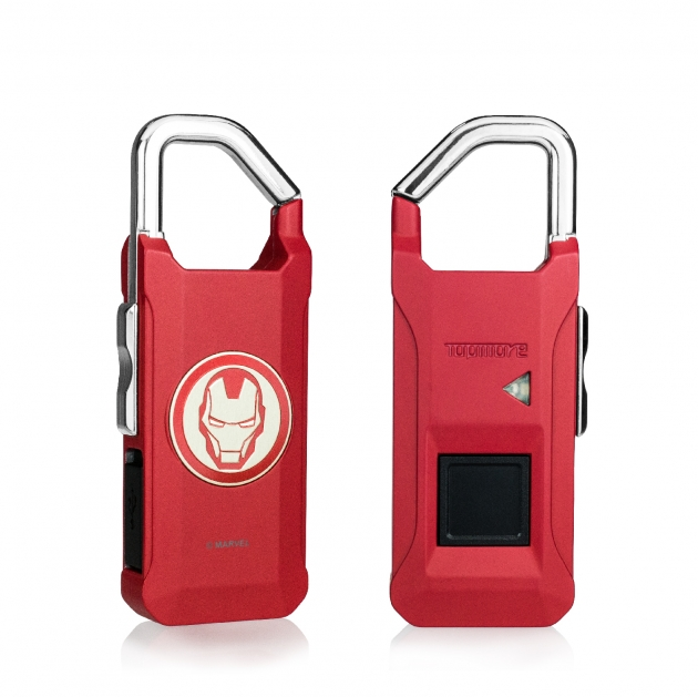 Marvel fingerprint padlock 3