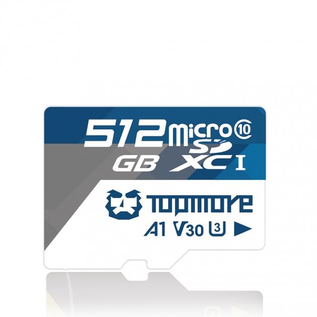 MicroSDXC UHS-1 U3  A1 V30 Class 10 記憶卡 2
