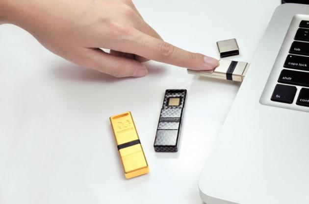 Phecda II 指紋辨識碟 USB3.0 1