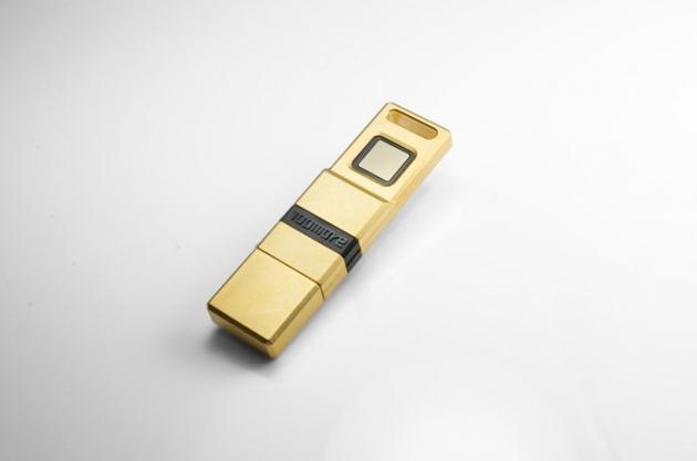 Phecda II 指紋辨識碟 USB3.0 5
