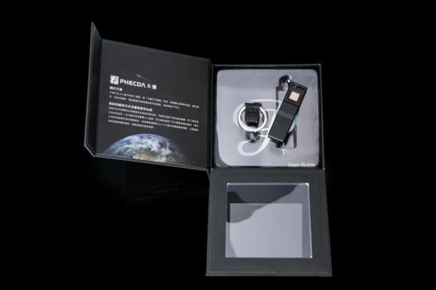 Phecda II 指紋辨識碟 USB3.0 7
