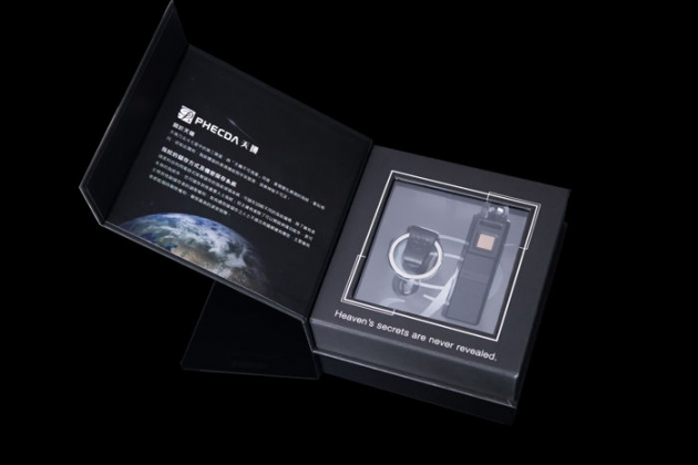 Phecda II 指紋辨識碟 USB3.0 8