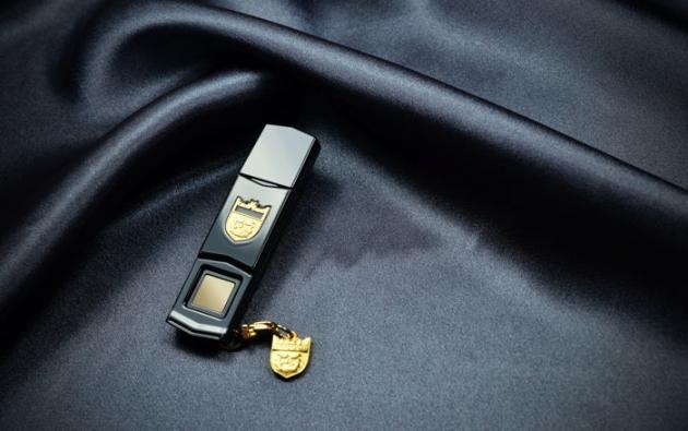 Phecda 指紋辨識碟 USB3.0 1